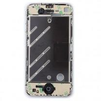 iPhone 4 : Châssis métal Complet prémonté - pièce détachée