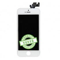 iPhone 5 : Ecran Blanc LCD et vitre tactile assemblés - pièce détachée