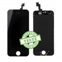 iPhone 5S : Ecran noir LCD et vitre tactile assemblés - pièce détachée