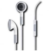 Kit main libre blanc pour iPhone, iPod, iPad - accessoire
