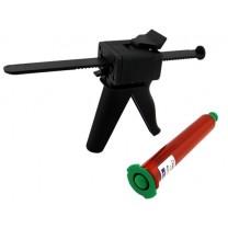 Pistolet pour Tube colle UV liquide optique / LOCA