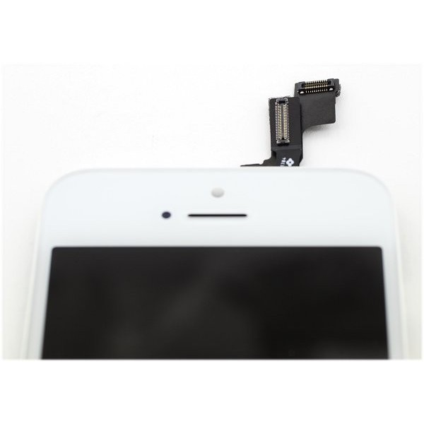 vitre cran lcd blanc pour iphone 5c fournisseur de. Black Bedroom Furniture Sets. Home Design Ideas