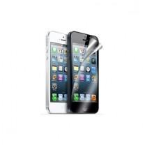 Films de protection 1 avant + 1 arrière pour iPhone 5 / 5S / 5C