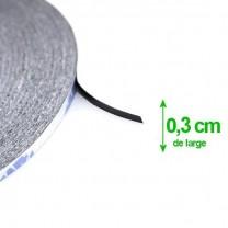 Rouleau adhésif 0.3 cm sticker 3M