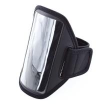 iPhone 5 / 5S / 5C : Brassard sport noir