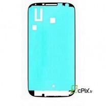 Samsung Galaxy S4 i9500 et S4 4G i9505 : Sticker adhesif pour vitre - pièce détachée