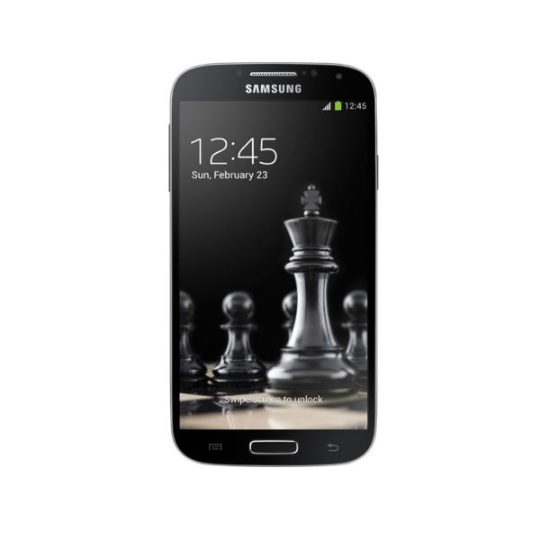 Samsung Galaxy S4 4G / GT-i9505 : Ecran complet BLACK EDITION - pièce détachée