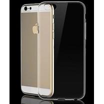 iPhone 6 / 6S : Etui gel transparent