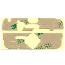 iPhone 4 / 4S : Sticker adhesif pour vitre - pièce détachée