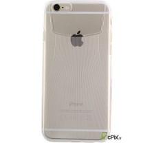 iPhone 6 / 6S : Etui rigide Art deco transparent