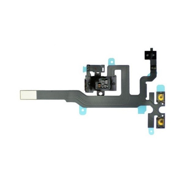 nappe volume vibreur prise jack pour iphone 4s apple fournisseur de pi ces d tach es pour. Black Bedroom Furniture Sets. Home Design Ideas