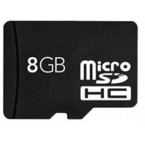8 Go : CARTE MEMOIRE micro SD AVEC ADAPTATEUR SD