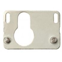 iPad 3 / 4 : plaque métallique pour caméra avant - pièce détachée
