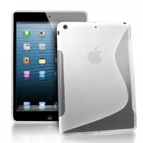 iPad Air : Etui gel transparent type S
