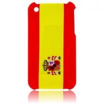 iPhone 3G et 3GS : coque drapeau Espagne