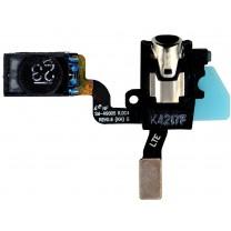 Galaxy Note 3 4G SM-N9005 : Nappe prise jack + écouteur - pièce détachée