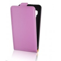 iPhone 5/5S Etui de protection simili cuir Parme