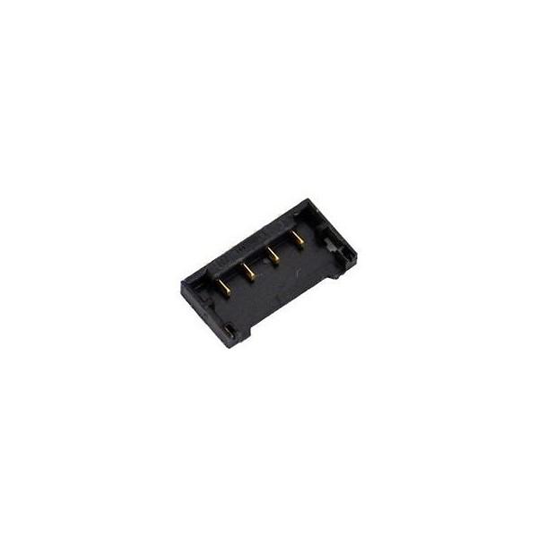 connecteur batterie de carte m re pour iphone 4s apple. Black Bedroom Furniture Sets. Home Design Ideas