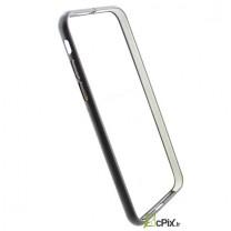Bumper noir et or en aluminium pour iPhone 6 / 6S apple - Accessoire