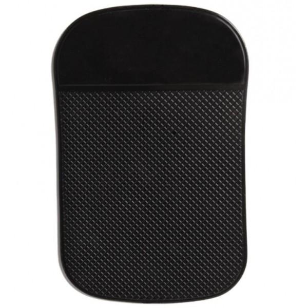 tapis universel en gel noir anti d rapant accessoire. Black Bedroom Furniture Sets. Home Design Ideas
