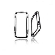 Samsung Galaxy S3 et S3 4G : Housse bumper noir transparent - accessoire