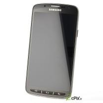 Galaxy S4 ACTIVE GT-I9295 : Ecran complet gris - pièce détachée