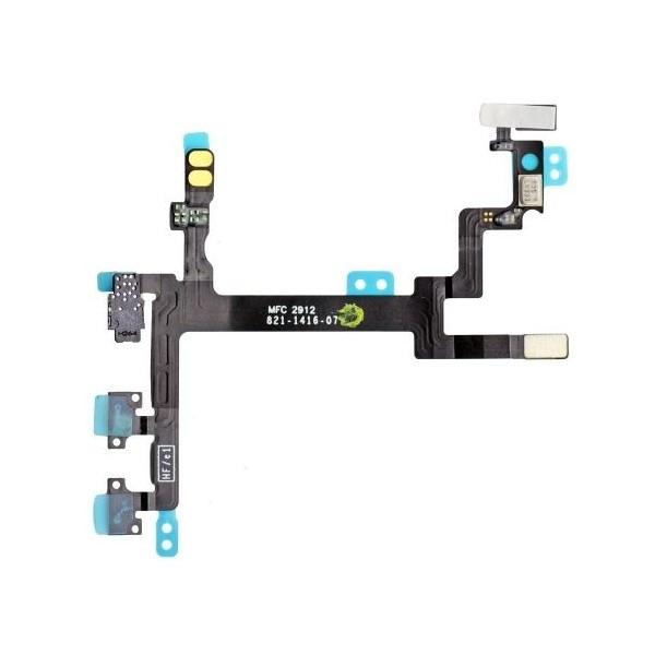 nappe power pour iphone 5 apple fournisseur de pi ces. Black Bedroom Furniture Sets. Home Design Ideas