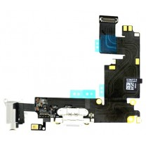iPhone 6 Plus : Connecteur de charge blanc - pièce détachée