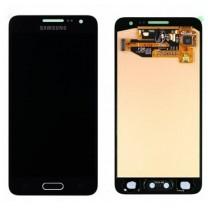 Samsung Galaxy SM-A300F : Ecran complet NOIR - pièce détachée