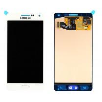 Samsung Galaxy A5 : Ecran complet BLANC - pièce détachée
