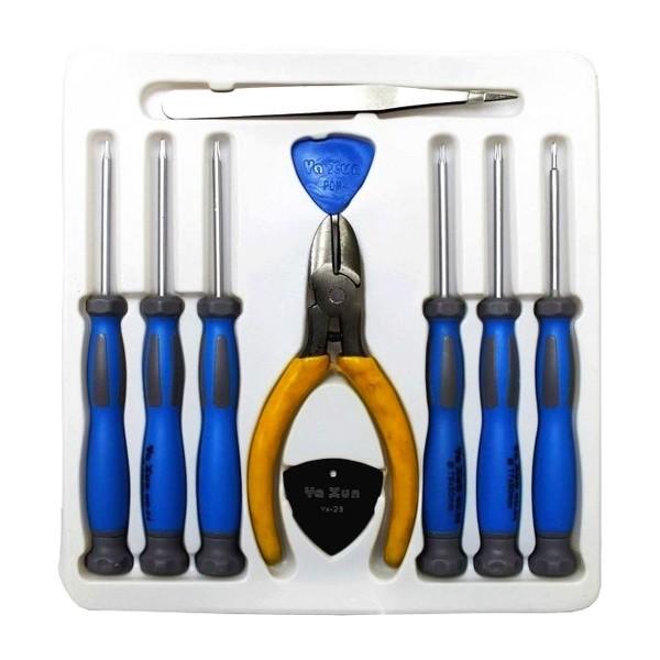 kit outils de pr cision yx 683a pour r paration smartphone. Black Bedroom Furniture Sets. Home Design Ideas