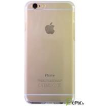 iPhone 6 Plus : Etui gel transparent