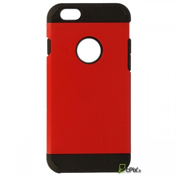 coque de protection rouge antichoc pour iphone 6 et 6s. Black Bedroom Furniture Sets. Home Design Ideas