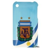 iPhone 3G et 3GS : coque drapeau Argentine
