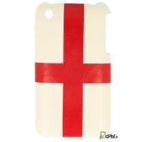 iPhone 3G et 3GS : coque drapeau Anglais St Georges