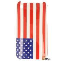 iPhone 3G et 3GS : coque drapeau USA