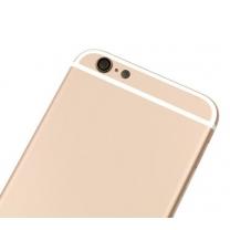 iPhone 6 : coque arrière or (Gold) de remplacement - pièce détachée
