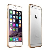 iPhone 6 et 6S - bumper aluminium or (Gold)