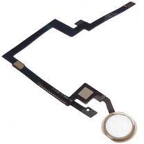 iPad mini 3 : Bouton Home Blanc Or et nappe de connexion