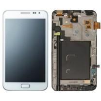 Galaxy Note N7000 : Ecran complet blanc - pièce détachée