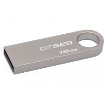 Clé USB Kingston - Mémoire flash 16 Go - Argent