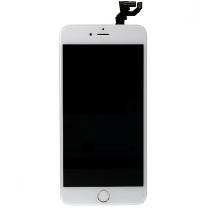 iPhone 6S Plus : Complet Ecran Blanc Vitre + LCD + Caméra + Home assemblé - pièce détachée