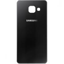 Samsung Galaxy A3 (2016) : Vitre arrière Noire - pièce détachée