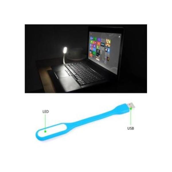 lampe usb flexible leds pour pc portable ou mac. Black Bedroom Furniture Sets. Home Design Ideas