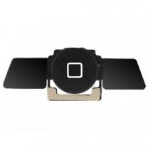 iPad 2 : Kit complet bouton et nappe home noir