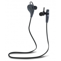Kit main libre Bluetooth sport NOIR