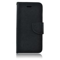 IPhone 6 / 6S : étui portefeuille noir.