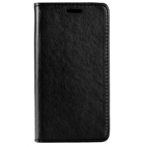 iPhone 4-4S : Etui Flip cover noir
