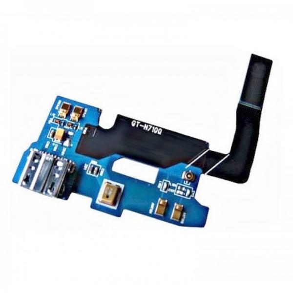 connecteur de charge avec micro pour samsung galaxy note 2 fournisseur de pi ces d tach es. Black Bedroom Furniture Sets. Home Design Ideas