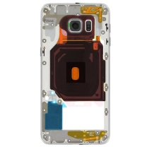 Samsung Galaxy S6 Edge Plus SM-G928F : Châssis central Noir Cosmos Officiel